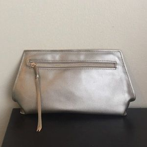 Saks Fifth Ave make up clutch, never used!